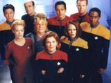 USS Voyager personeel