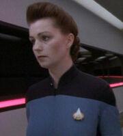 Diana Giddings, 2369