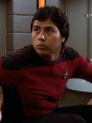 Lieutenant Torres Enterprise-D