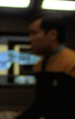 Male Voyager engineer, 2374