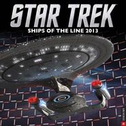 Ships of the Line 2013 cover