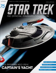 Star Trek Official Starships Collection Issue 75