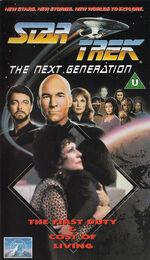 TNG vol 60 UK VHS cover