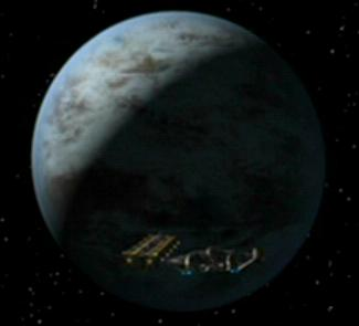Ceti Alpha V in 2156