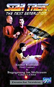 Erster Kontakt – Die Begegnung im Weltraum (Deutsche Version)