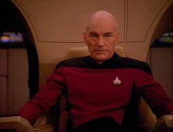 Jean-Luc Picard, 2370