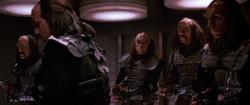 Personnel Klingon du HMS Bounty (2285)