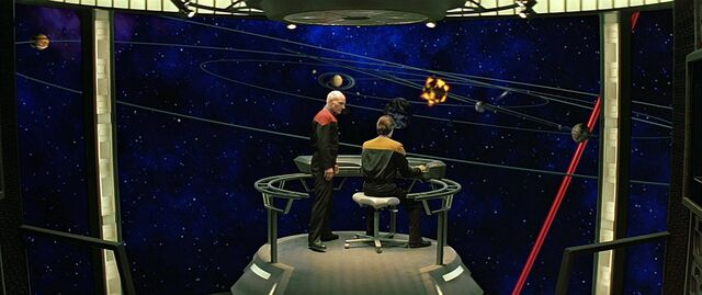 Picard and Data in stellar cartography