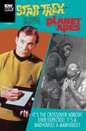 Primate Directive issue 2 photo cover