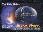 Star Trek Deep Space Nine - Series Premiere Card 29