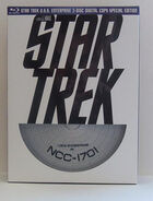 Star Trek USS Enterprise Blu-ray