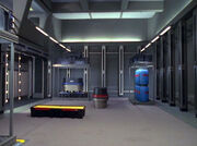 USS Voyager cargo bay 2371