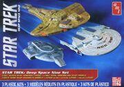 AMT 2015 Defiant, Saratoga, Galor class models