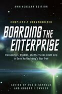 Boarding the Enterprise 2016 cover