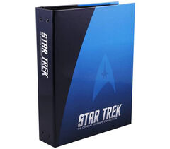 Eaglemoss Star Trek binder