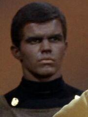 Klingonischer Soldat 6 Organia 2267