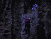 Picard and Jason Vigo climbing