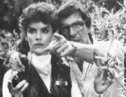 Robin Curtis and Leonard Nimoy