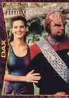 Star Trek Deep Space Nine - Profiles Card 34
