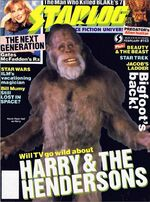 Starlog issue 163 cover