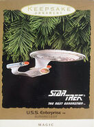 1993 Hallmark USS Enterprise D