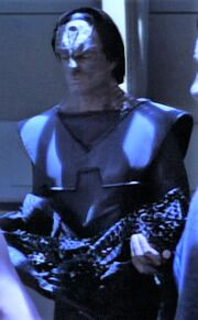 Cardassian guard, Tribunal
