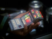 Mark X tricorder