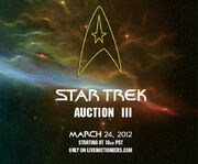 Propworx Star Trek Auction III Catalog Cover