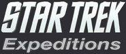 Star Trek Expeditions logo