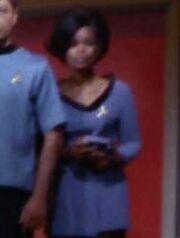 Yeoman 2 Enterprise 2267 Sternzeit 3468