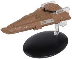 Eaglemoss Bajoran Antares Class Freighter