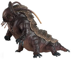 Eaglemoss Tardigrade figurine