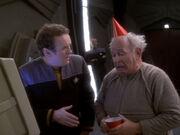 O'Brien bringt Patrick zum Weinen