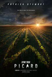 Star Trek Picard Poster