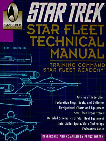 Star Trek Star Fleet Technical Manual Ed3