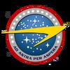 Starfleet logo, 22nd century