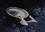 USS Enterprise, Phase II concept