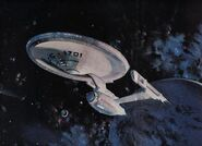 USS Enterprise, Phase II concept