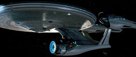 USS Enterprise (alternate reality), profile
