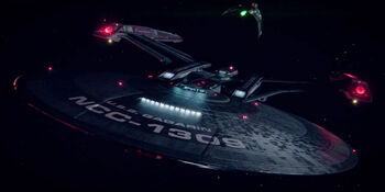 Boldly Going Nowhere: 2017