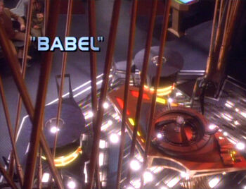 Babel title card