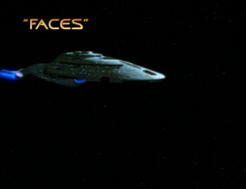Faces title card