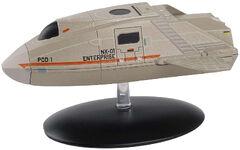 Eaglemoss NX-01 Pod 1