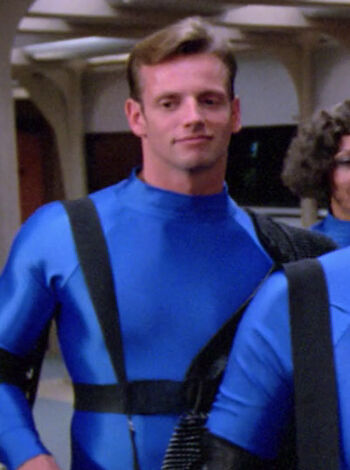 Longo in his Parrises squares outfit