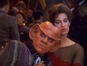 Quark sucht Trost bei M'Pella
