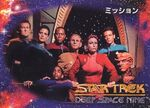 Star Trek Deep Space Nine - Season One Card098