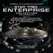 Star Trek Enterprise Soundtrack Collection - Volume Two