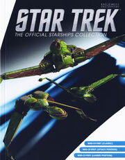 Star Trek Official Starships Collection KBoP 3-Pack cover