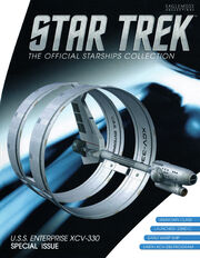 Star Trek Official Starships Collection issue SP11