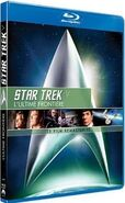 Star trek V l'ultime frontière (blu-ray) 2009